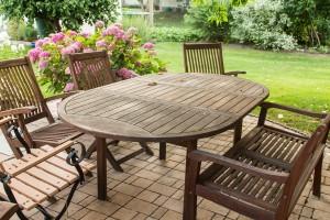Gartentisch Holz Holz Gartenbank De